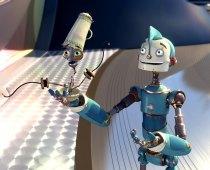Robôs - Rodney e sua invenção