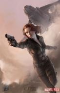 黑寡妇-复仇者联盟电影