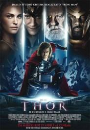 Plakat filmowy Thora