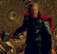 Thor i en stridsscen
