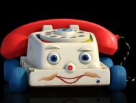The Chiacchierone Chatter Telephone - Images from Toy Story 3