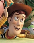 Woody, Buzz and the toys come out of the box - Pictures from Toy Story 3