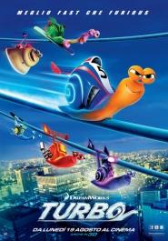 Locandina di Turbo il film di animazione