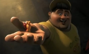 Tito e Ted la lumaca - Turbo