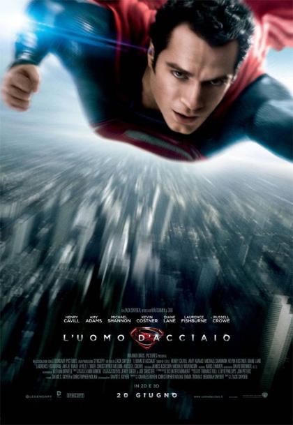 Superman O homem de aço