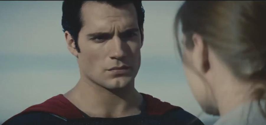 Superman Superman o homem de aço e Lois Lane