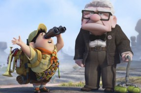 Up il film disney pixar