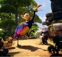 Bilder upp Disney Pixar-filmen