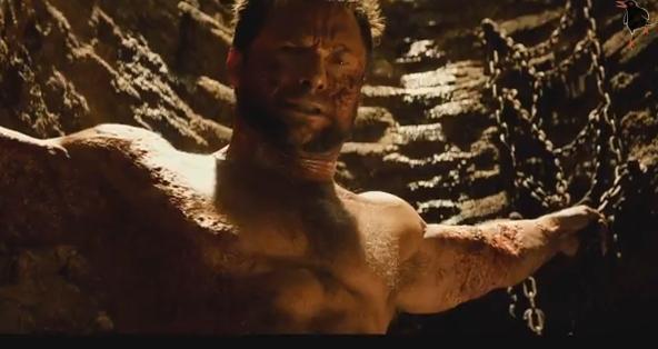 Wolverine gevangene
