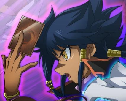 Affiche du film Yu-Gi-Oh le côté obscur des dimensions