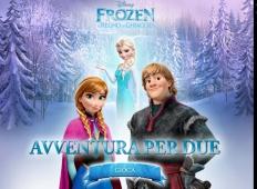 Online-spillet Frozen - Adventure for two