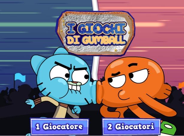 Giochi online di gumball