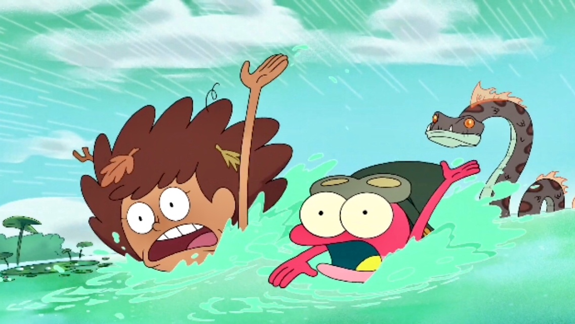 Amphibia - Anne Boonchuy and Sprig Plantar