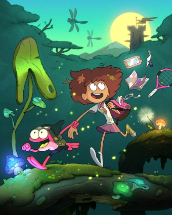 Amphibia - The animated series