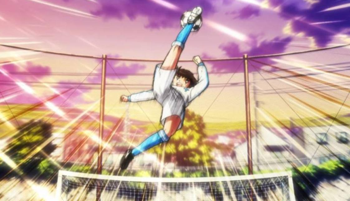 Kapitan Tsubasa, serial animowany
