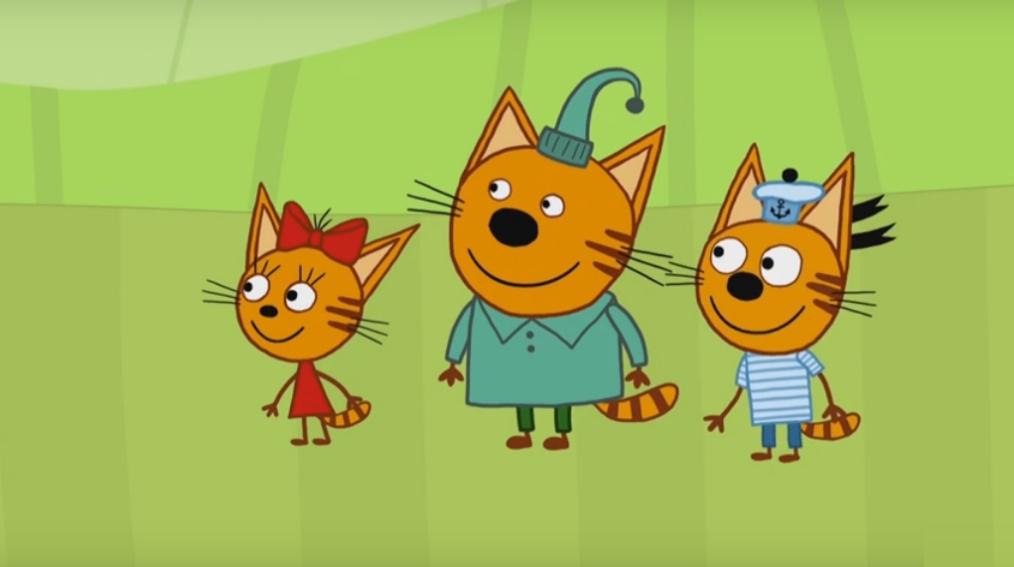 Kid-E-Cats - Sweet Kittens - A série animada