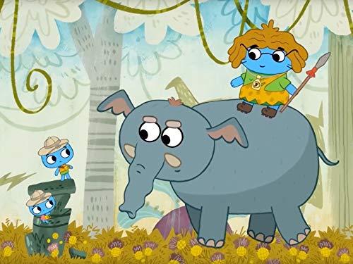 Kit'n Kate - A série animada