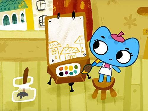 Kit'n Kate - La série animée