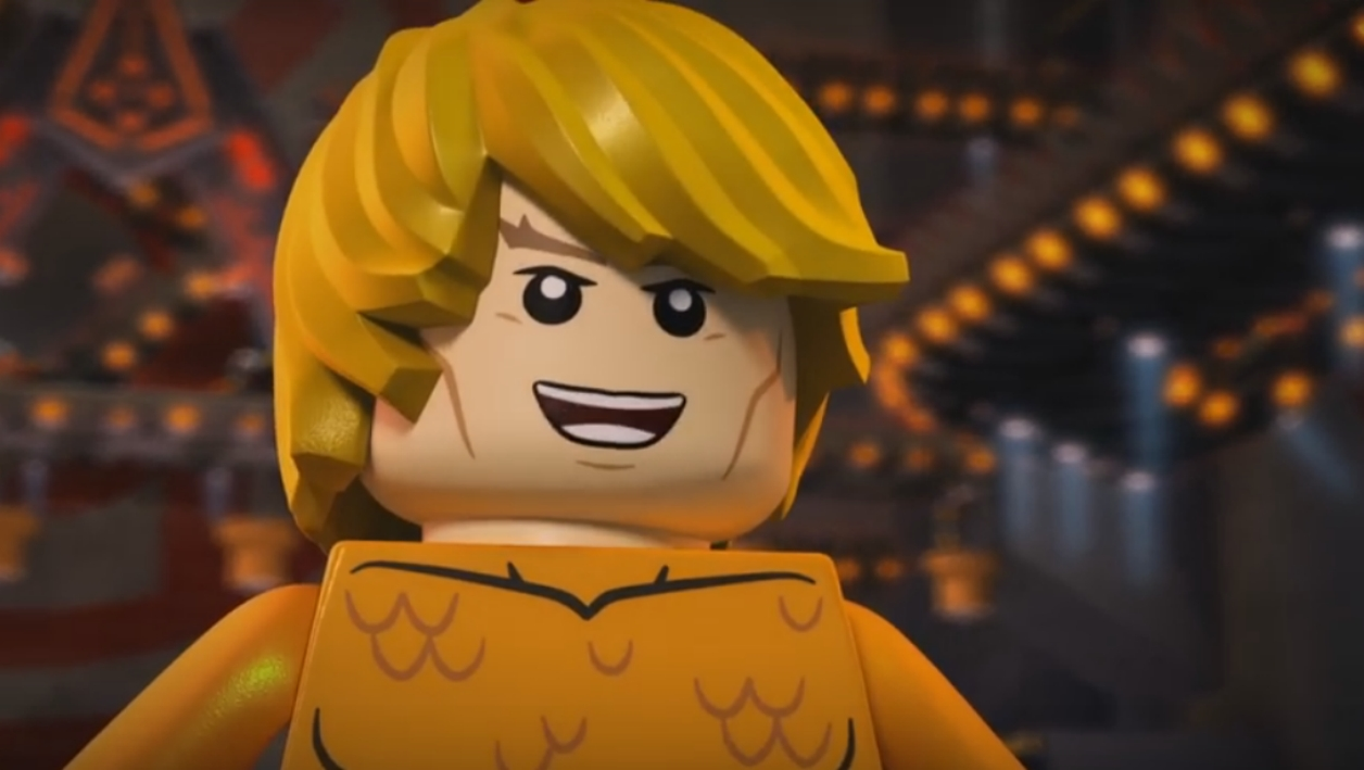 Lego DC Super Heroes Aquaman et la Justice League - le film d'animation