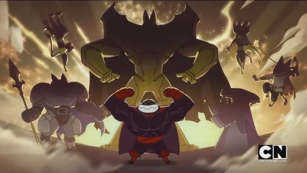 Mao Mao et les héros légendaires - La série animée