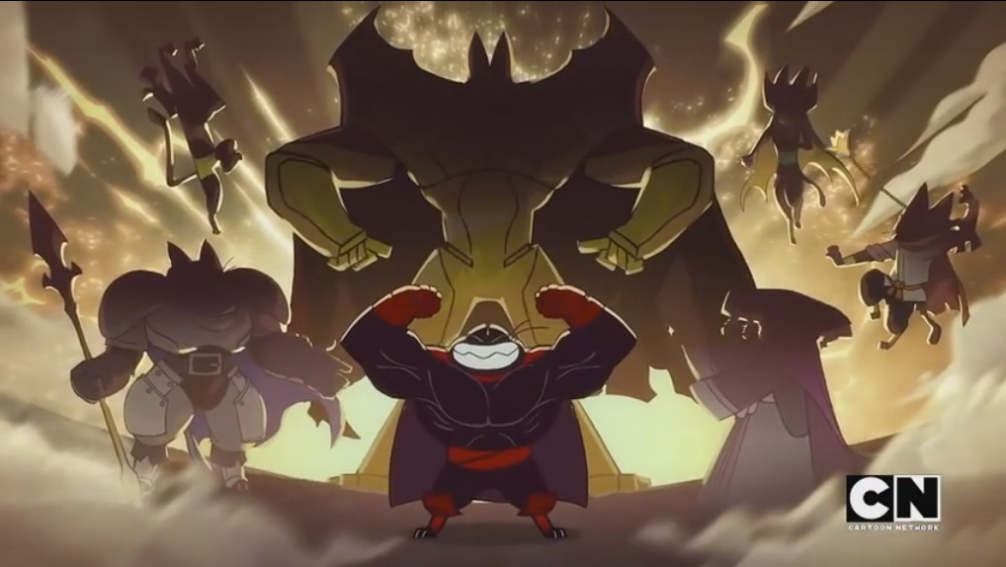 Mao Mao E Gli Eroi Leggendari La Serie Animata Three dads & an adorabat + badgermao explosion (combined). mao mao e gli eroi leggendari la