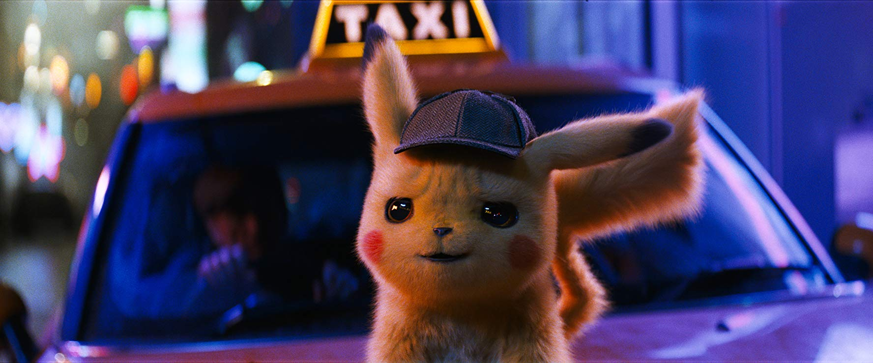 Pokmon Detective Pikachu - le film d'animation et d'action en direct