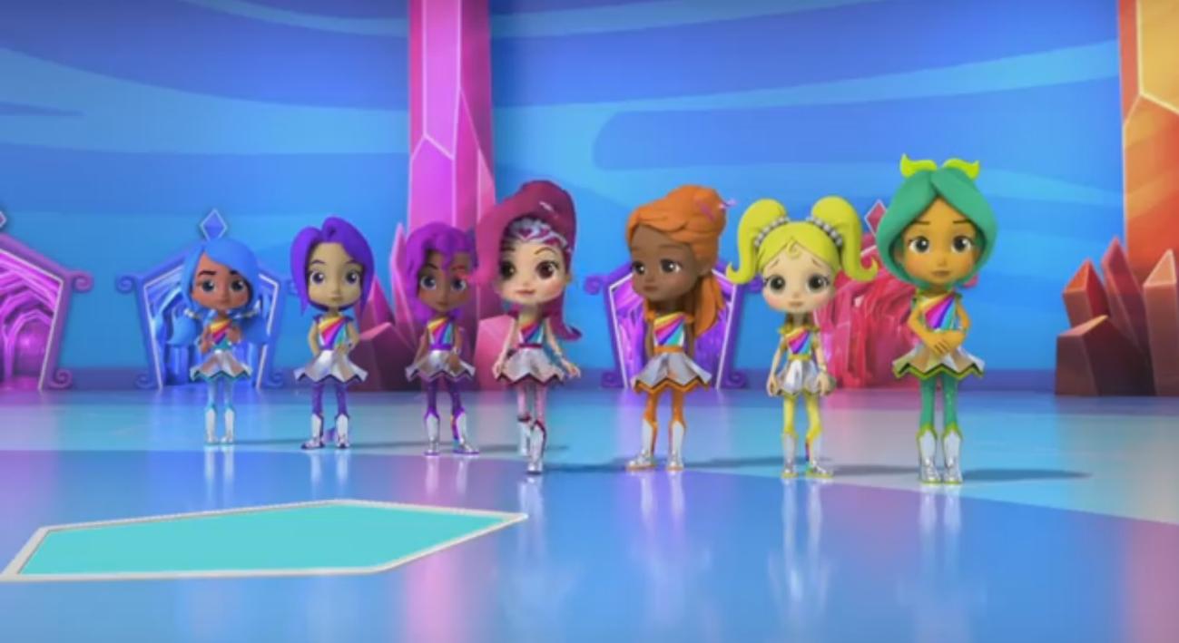 Rainbow Rangers -