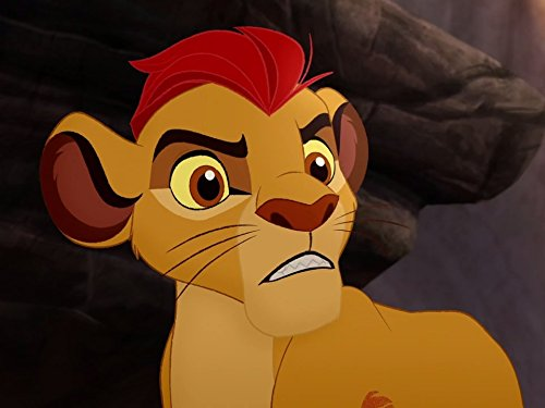 Kion - The Lion Guard, la serie animada