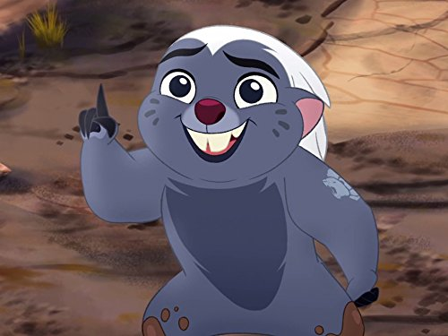 Banga - The Lion Guard, la serie animada