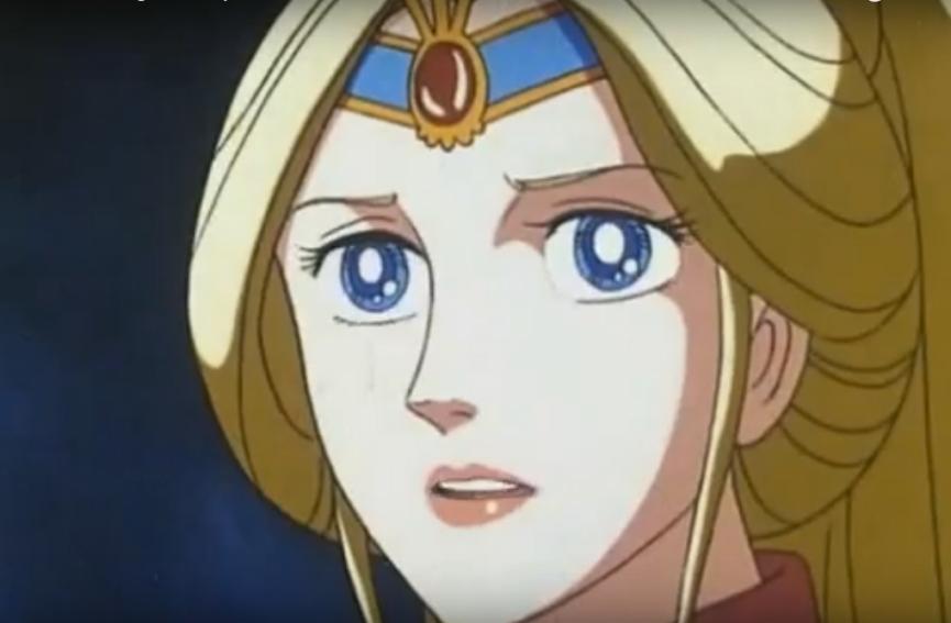 Andromeda lost galaxy - De Japanse animatiefilm