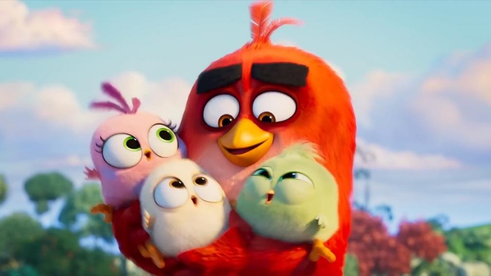 Angry Birds 2 - Amigos enemigos para siempre