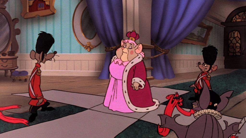 Englannin hiiren kuningatar - Basiliin tutkija