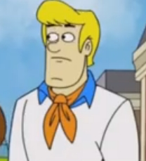 Fred Jones - Be cool Scooby Doo!