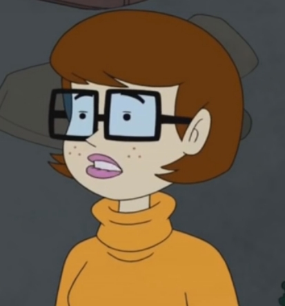 Velma Dinkley - Be cool Scooby Doo!