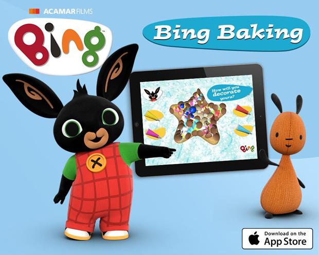 Bing bakning