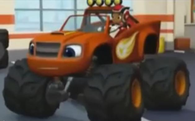 Blaze E Le Mega Macchine