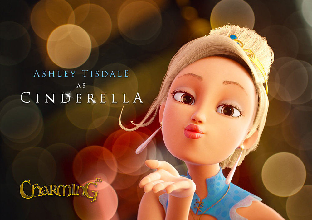 Cinderella - Once upon a time there was the Prince Charming