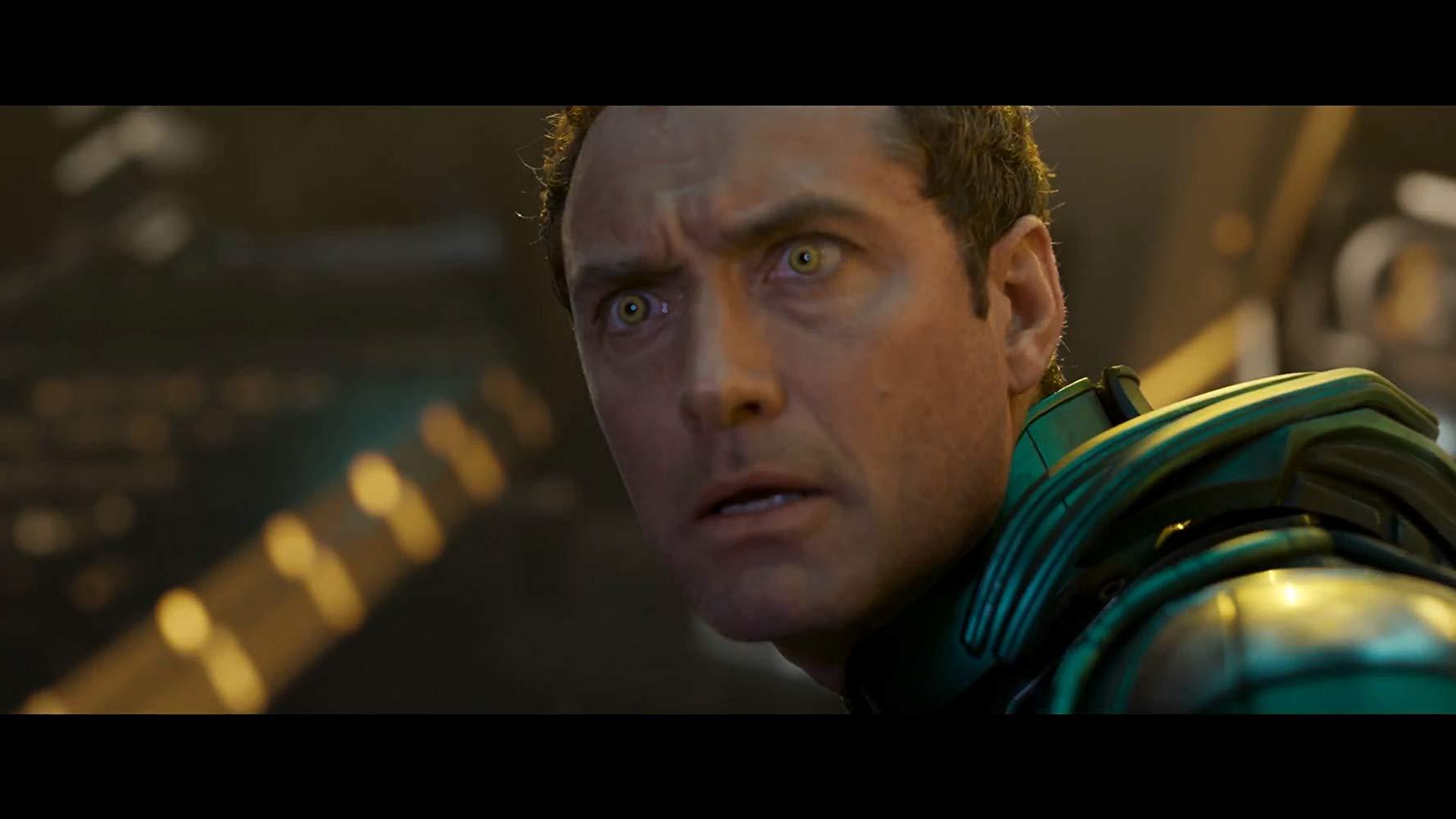 Yon-Rogg, gespeeld door Jude Law