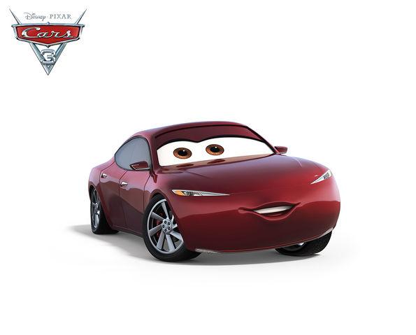 娜塔莉·某些-汽车3