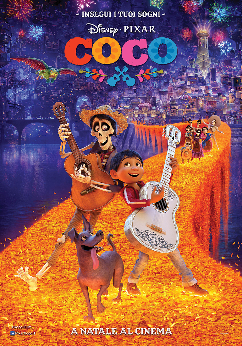 Coco Disney Pixar-filmen