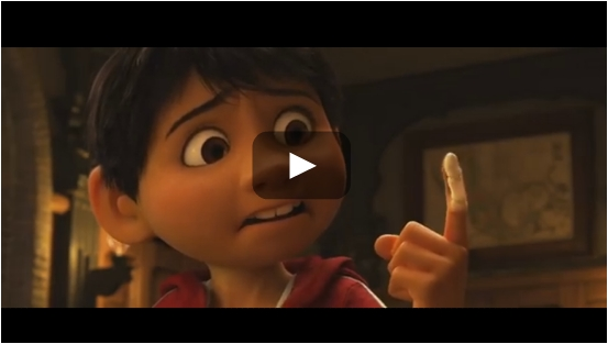 Trailer Coco the Disney animated film