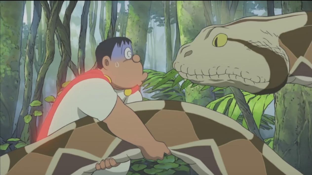Dentiaguzzi - Doraemon: De avonturen van Nobita en de vijf ontdekkingsreizigers
