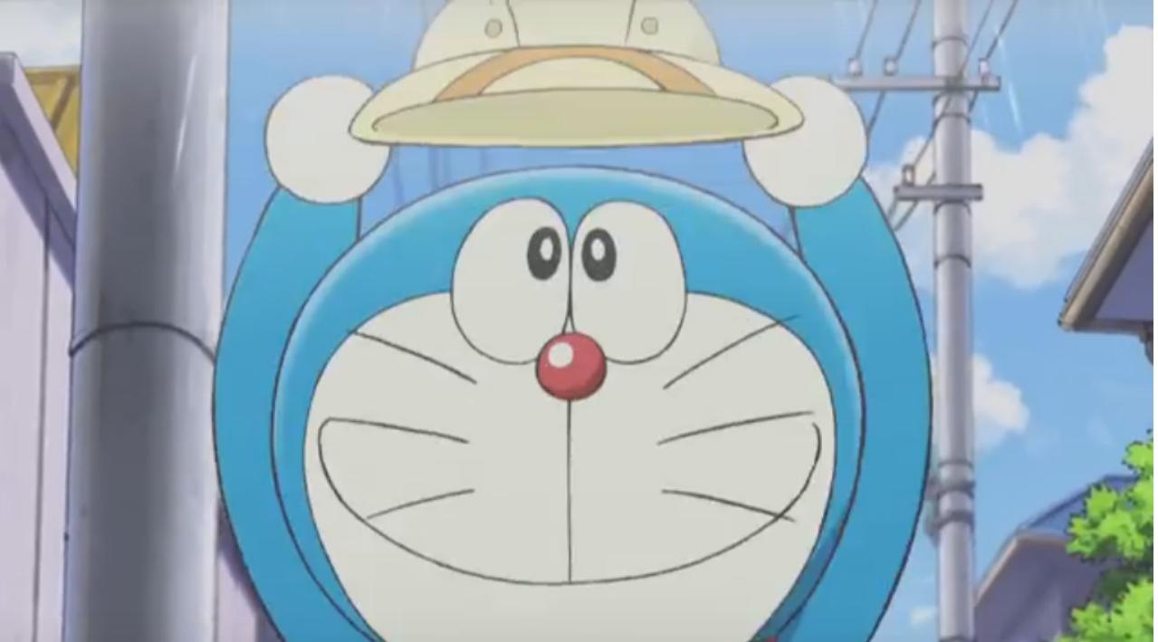 Doraemon: Nobitan ja viiden tutkijan seikkailut