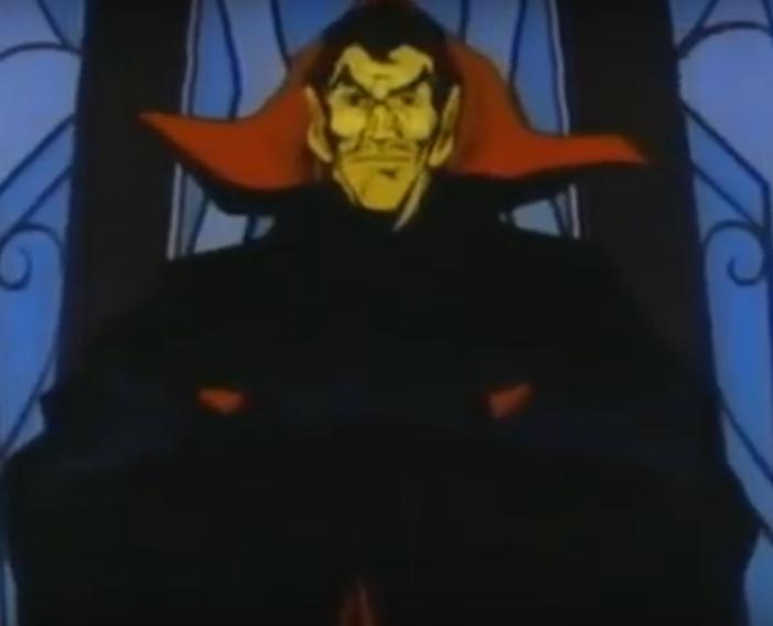 Dracula anime