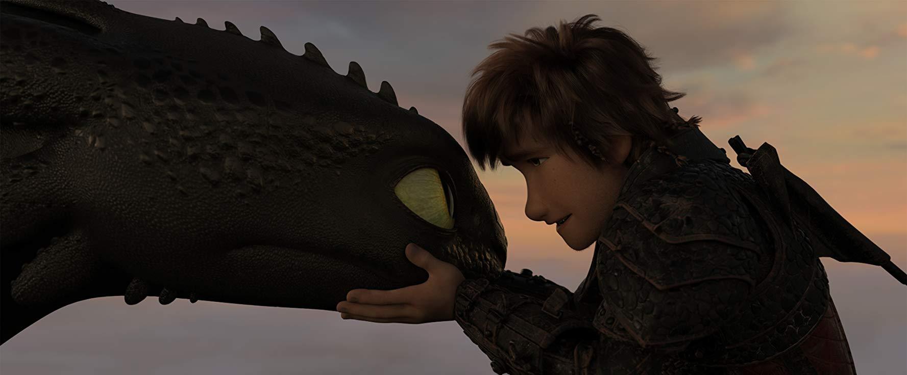 Dragon Trainer The hidden world