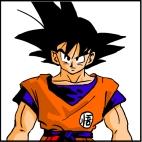 Goku-afbeeldingen