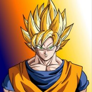 Super Saiyan Goku - Dragon Ball Z