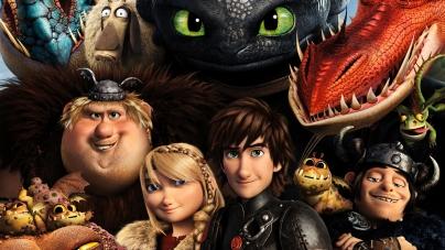 DreamWorks Dragons: más allá de las fronteras de Berk