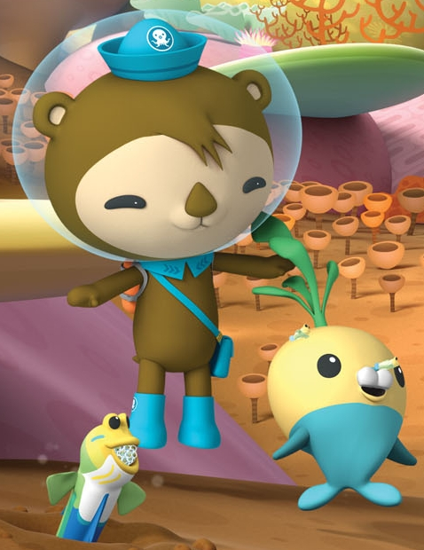 Shellington-Octonauts