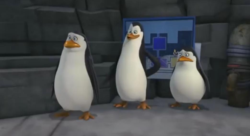 मेडागास्कर के पेंगुइन